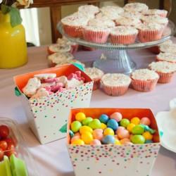 Confetti Dots Birthday Party